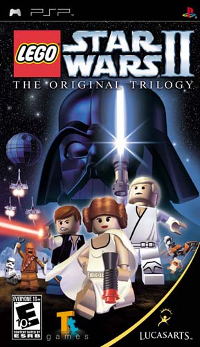 LEGO Star Wars II: The Original Trilogy / ENG / Action / 2006 / PSP