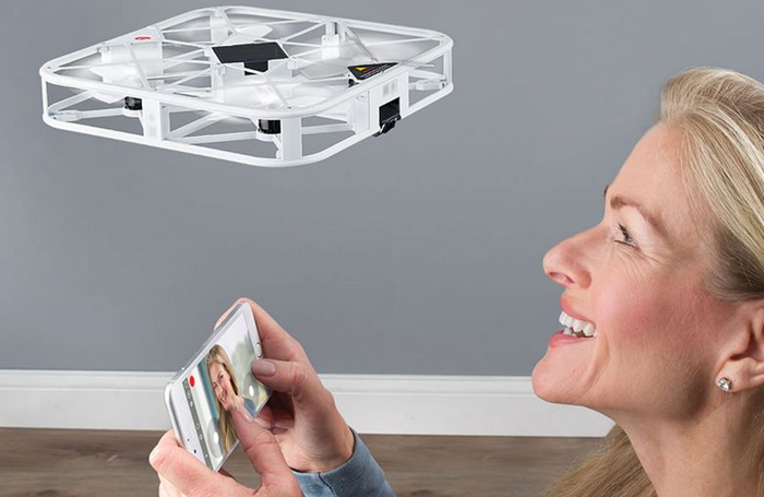 The Selfie Drone: