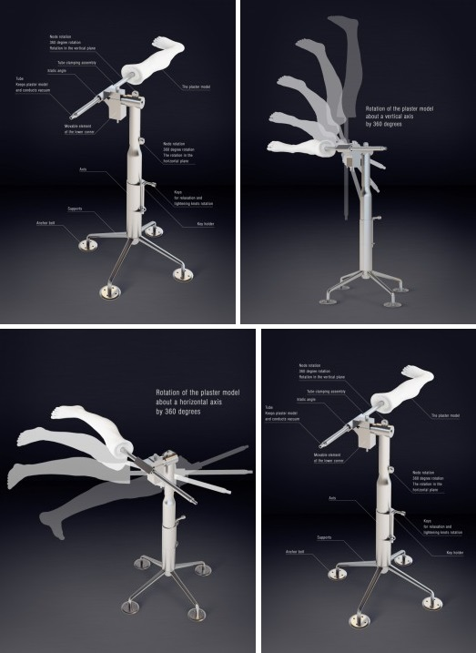 3D-vice James dyson award 2015