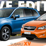 Subaru Active Edition — Forester и XV